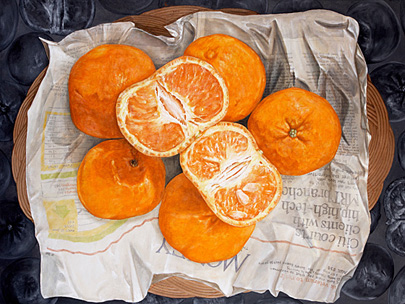 Sweet Juicy Oranges
